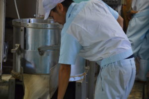 miso making